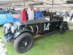 Invicta S type low chassis 1931