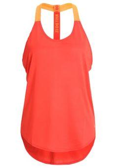 Funktionsshirt - light crimson/bright mandarin