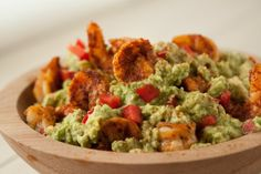 Cajun Shrimp Guacamole | Tasty Kitchen: A Happy Recipe Community!