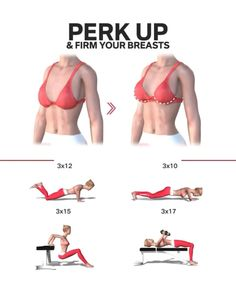 Get a bigger, perked up and firmed breast with these four simple workouts. Use those gym equipments well, and get the result. Get a bigger, perked up and firmed breast with these four simple workouts. Use those gym equipments well, and get the result. Full Body Gym Workout, Gym Workout Videos, Gym Workout For Beginners, Fitness Workout For Women, Belly Fat Workout, Pilates Workout, Body Fitness, Gym Workouts, At Home Workouts