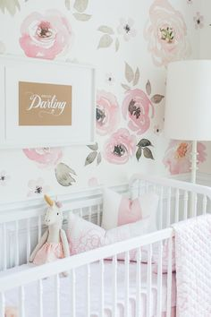 When we were given the opportunity to help Monika Hibbs design her daughter Lilya's nursery, to say we were thrilled is definitely an understatement. Monika has
