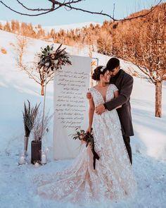 30 Bright Ideas Of Wedding Ceremony Decorations ❤ wedding ceremony decorations winter candles backdrop #weddingforward #wedding #bride