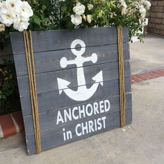 I wanted to share with you how I made this fun wood nautical sign – for under $20! I am our Stake Young Women Camp Director (for girls age 12-18). This year our theme is Anchored in Christ.…