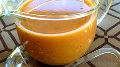 "Make-Ahead Turkey Gravy I ""I LOVE this recipe! I made this gravy two days before Thanksgiving and it was excellent."""