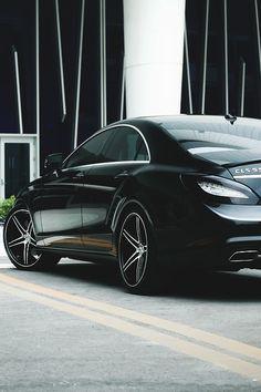 TunedAndRaceCars — Mercedes CLS 550