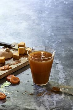 Fall+Harvest+Cleansing+Juice - Looking+for+delicious+juice+cleansing+recipes?+This+pumpkin,+carrot,+and+cinnamon+juice+is+delicious+for+a+Fall+detox.