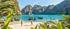 Top 10 Attractions in Phi Phi Islands