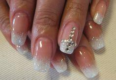 Nail Art 定番ラメグラデ