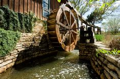 Homestead Gristmill - Waco, Tx