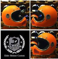 Elder helmet custom