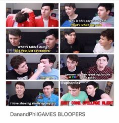 The eyelash part tho hnnnggg so domestic and why tf did he say the shell thing then look at Phil WHY ARE U LIKE THIS DANIEL