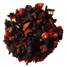Sweet Cherry-Berry – Full Leaf Tea Company  Sweet and Tangy. This blend of cherry, elderberry, rose hips, hibiscus, cranberry, blackberry, and raspberry, is guaranteed to make your taste buds jump! Rich in color and flavor! #berrytea