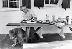 Cheever, dog.