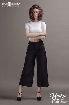 Hair, Pants, Collection, Fashion, Trouser Pants, Moda, Fashion Styles, Women's Pants, Women Pants