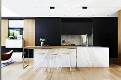 #Kitchen at the Oban #house by AGUSHI | Aremelle Habib