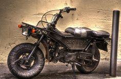 Check out these Honda mini bike images: Street Warrior Image by marcovdz Weird bike, moto étrange. Vespa, Warrior Images, Japan Tourism, Electric Bike Kits, Honda Ruckus, Bike Pic, Japanese Motorcycle, Honda Motorcycles, Mini Bike