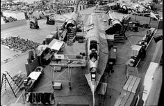 Fascinating photos reveal how they built the SR-71 Blackbird