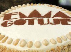 Ewa Wachowicz / Przepisy / Tort jubileuszowy Ricotta, Tiramisu, Rum, Ethnic Recipes, Food, Baking, Essen, Bakken, Meals