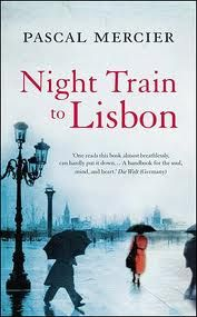 """Night Train to Lisbon - Pascal Mercier // Another pinner: """"A Swiss Professor of ancient languages happens to meet a Portuguese woman and finds a book in Portuguese, so he gives up his whole life and goes to Lisbon to find the author. He is going on a quest, tracking down the origin of the book and the life of the author. But in the author he also finds himself. I absolutely love this book."""""""
