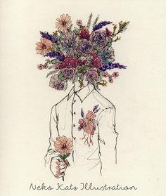 Flowers my love.
