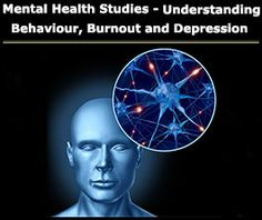 Our globalised world and highly technological environments can negatively affect our health and wellbeing in our daily lives.Take ALISON's' Mental Health Studies - Understanding Behaviour, Burnout and Depression' course to discover for supporting mental health. Log on at http://alison.com/courses/Mental-Health-Studies-Understanding-Behaviour-Burnout-and-Depression today