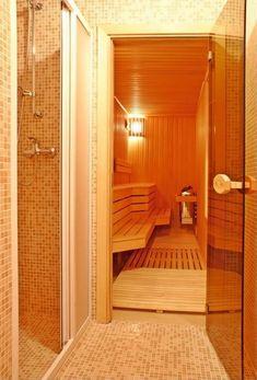 Fresh Build Sauna In Basement