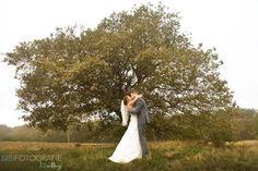 Trouwfotografie Kalkovens Huizen www.bibifotografie.nltrouwen #wedding #photography #bride #groom