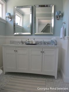 Bathrooms - Georgica Pond | Home Life Style