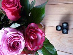 Vernis à ongle Chanel - 535 May - 533 April - 491 rose confidentiel - nail polish Chanel - bouquet de roses - fleurs - spring - printemps - éditions limités.