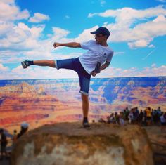 Grand Canyon Taekwondo  . . #arizona #grandcanyon #fivesneakers #travel #memories #taekwondo #taekwondoitf #taekwondohungary #itf #taekwondoboy #travelblog #travelblogger #travelgram #instatravel #instadaily #instapic #instaphoto #family #vacation #sport #iphonephotography #iphoneonly #instagood