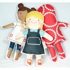 Cute dolls ! / Romp