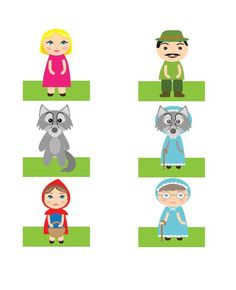 Você pode fazer fantoches Chapeuzinho Vermelho para divertir as suas crianças, utilizando estes moldes que estamos disponibilizando. Dicas para Fazer Fantoches Chapeuzinho Vermelho Para ...