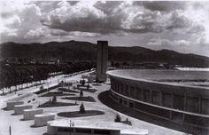 Torino com'era. Stadio Comunale o Stadio Mussolini, 17 maggio 1933. Fondazione Torino Musei, Archivio Fotografico, Fondo Mario Gabinio. © Fondazione Torino Musei