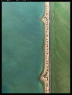 https://flic.kr/p/J8dVVo   H51-B0008511 copy   Salt ponds, Useless Loop  www.mingthein.com