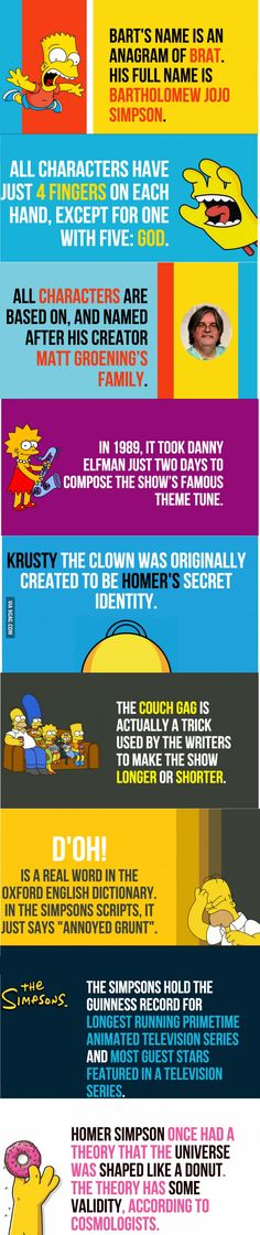 LISA S. CERVANTES AKA. WAGGONER- ASSISTANT COLOR DESIGNER--------Some Facts About The Simpsons You Never Knew