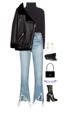"""""""Untitled #2855"""" by chanelzizzles ❤ liked on Polyvore featuring Polo Ralph Lauren, R13, Haider Ackermann and Dolce&Gabbana"""