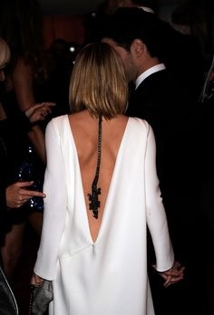 Ashley Olsen at The Met Ball