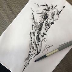 – New Ideas Tattoo-Ideen – diy best tattoo ideas - diy tattoo images Leo Tattoos, Spine Tattoos, Arrow Tattoos, Future Tattoos, Body Art Tattoos, Tattoo Drawings, Sleeve Tattoos, Tatoos, Tattoo Girls