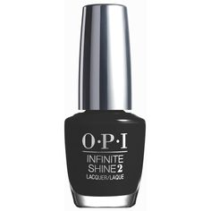 Opi Infinite Shine ($24) ❤ liked on Polyvore featuring beauty products, nail care, nail polish, nails, hygiene, were in the black, womens-fashion, glossy nail polish, opi nail care and opi nail varnish