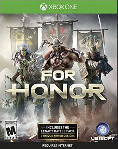For Honor  Xbox One >>> Visit the image link more details. Note:It is affiliate link to Amazon.