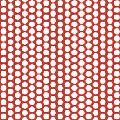 Woodland Spot Red by emma_smith, click to purchase fabric