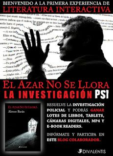 The World of the duky: El Azar no se llora: La Investigación PSI