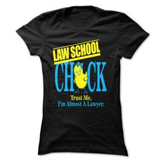 Limited Edition Law School Chick T-Shirt - #muscle tee #tshirt outfit. LIMITED TIME => https://www.sunfrog.com/LifeStyle/Limited-Edition-Law-School-Chick-T-Shirt-Ladies.html?68278