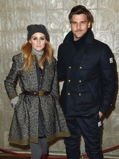 The Olivia Palermo Lookbook : NYFW : Olivia Palermo At Moncler Grenoble