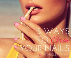 How to Help Your Nails Grow Longer