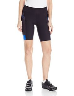 Pearl iZUMi Womens Pro Pursuit Shorts Dazzling Blue Streamline Medium -- Learn more by visiting the image link. This is an Amazon Affiliate links.