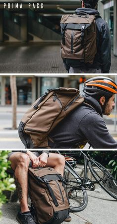 Boundary is raising funds for Boundary Prima System: The Ultimate Modular Pack on Kickstarter! The Ultimate Modular Backpack keeps you organized for daily carry and weekend travels. Cycling Backpack, Men's Backpack, Hiking Backpack, Travel Packing, Travel Bags, Adidas Duffle Bag, Cool Backpacks For Men, Photography Bags, Computer Backpack