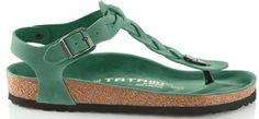 Zdravotní obuv Birkenstock Tatami Vogue Kairo / Menta green - přírodní kůže. více na: http://marpoint.cz/zdravotni-obuv/zdravotni-obuv-damska/sandaly/
