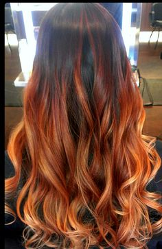 Juliana Griffin Dosha salon spa stylist hairstylist hair haircolor color styling fashion Portland behind the scenes before and after ombre balayage highlights