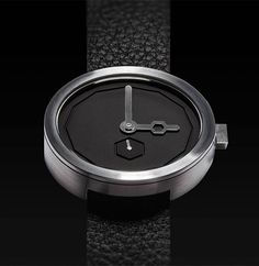 The Time Keepers: Minimalist Watches by AÃRK Collective